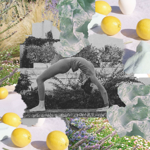 Yoga with Aiste - Curated by Sisters