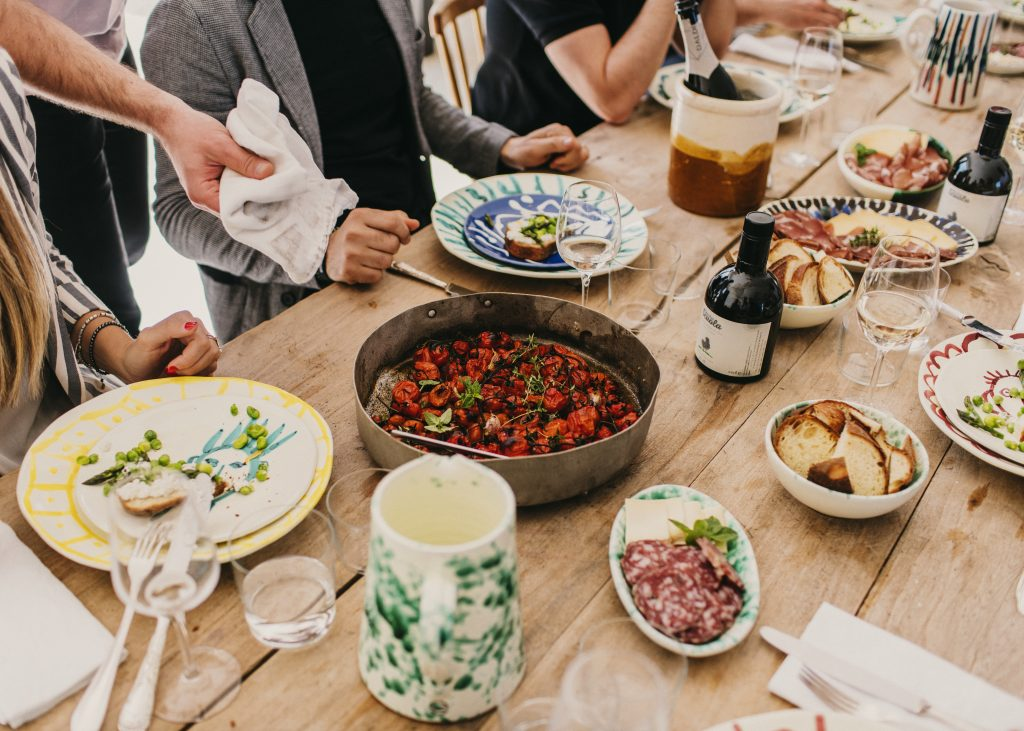 Raw, vegan food in Puglia - Curated by Sisters