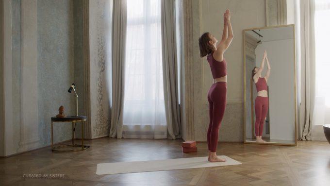 Jivamukti Yoga at home - Curated by Sisters