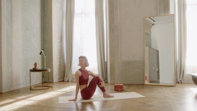 Jivamukti Yoga practice - Curated by Sisters