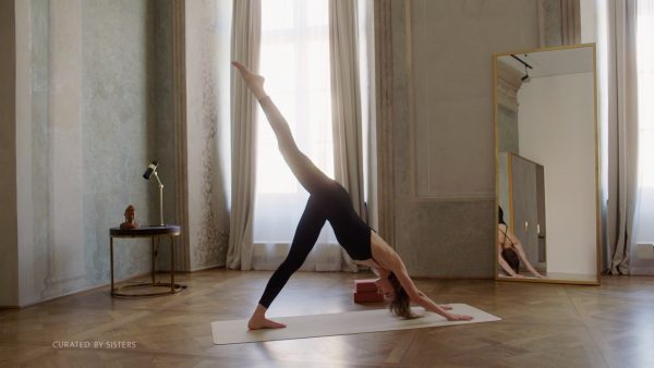 Jivamukti yoga, classes online - Curated by Sisters