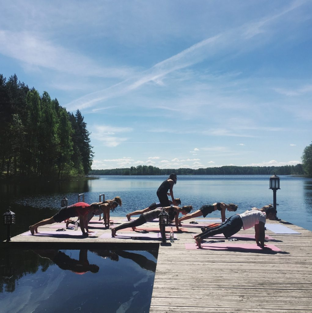 Retreat in Lithuania - Curated by Sisters