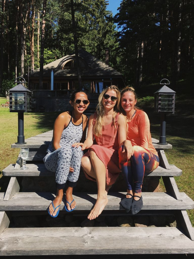 Retreat in Lithuania- Curated by Sisters