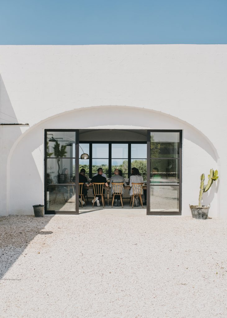 Retreat in Puglia by Curated by Sisters