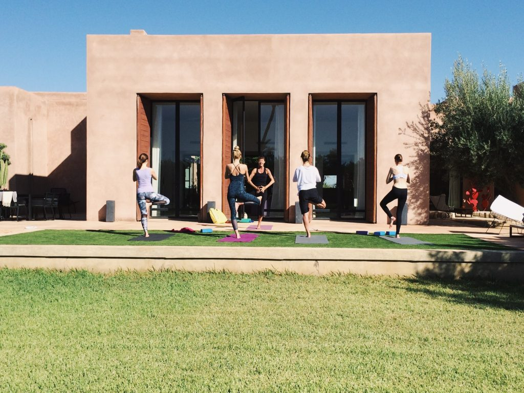 Morocco Retreat organised by Curated by Sisters