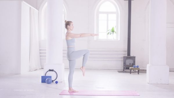 Pilates online - Curated by Sisters