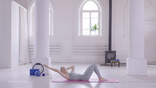 Pilates anytime - Curated by Sisters