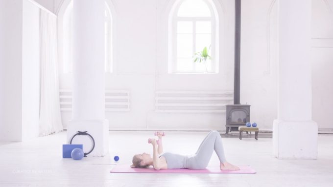 Pilates - Curated by Sisters rankytes level1