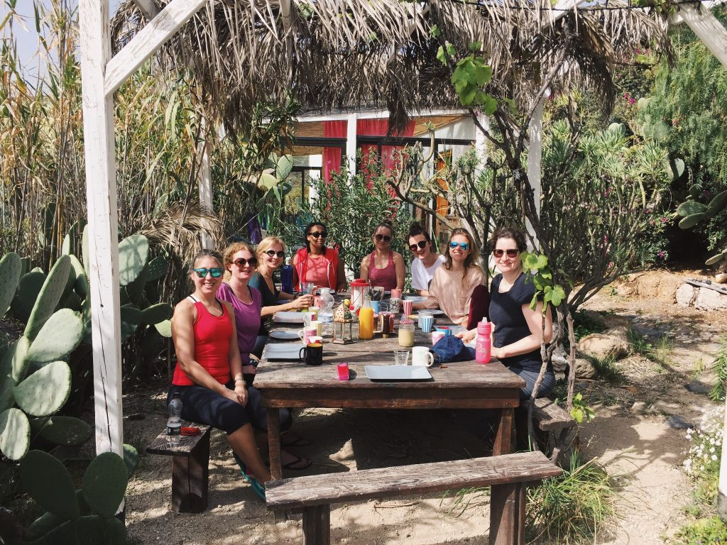 Yoga/Pilates retreat in Tenerife- Curated by Sisters